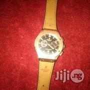 Original Hublot Designer Chronographic Wrist Watch | Watches for sale in Lagos State, Lagos Island