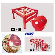CS-01 Commercial Single Burner Wheel Pressure Stove | Kitchen Appliances for sale in Lagos State, Ikeja