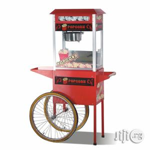 Pop Corn Machine With Trolley in Ojo - Store Equipment ...