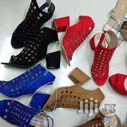 Classsic Gladiator Sandal Heels | Shoes for sale in Lagos State