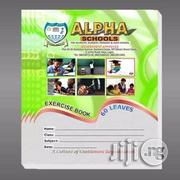 Customized Exercise Note Books For Schools | Stationery for sale in Lagos State, Ikeja