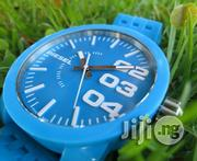 Diesel Rubber Strap Wrist Watch | Watches for sale in Lagos State