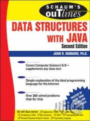 Schaum's Outline Of Data Structures With Java - 2nd Edition | Books & Games for sale in Lagos State, Ikeja