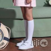 Back To School White Canvas (Wholesale And Retail) | Children's Shoes for sale in Lagos State