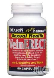 Mason Vein Erect With L-arginine And Maca | Sexual Wellness for sale in Lagos State, Surulere