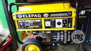 Elepaq Petrol Key Start Generator 4.5 Kva | Electrical Equipment for sale in Lagos State, Ojo