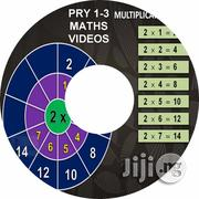 A+ Maths Videos – Pry 1-3 (DVD) | CDs & DVDs for sale in Lagos State, Ikeja