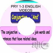 A+ English Videos – Pry 1-3 (DVD) | CDs & DVDs for sale in Lagos State, Ikeja