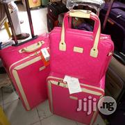 Lv Pink Luggage | Bags for sale in Lagos State