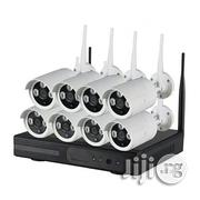 8 Channel Wireless IP Camera Complete Kit | Security & Surveillance for sale in Lagos State, Isolo