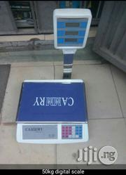 50kg Digital Scale Pole Cammry   Store Equipment for sale in Abuja (FCT) State, Central Business Dis