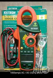 Extech Clamp Meter AC /DC | Measuring & Layout Tools for sale in Rivers State, Port-Harcourt
