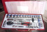 Stallion Professional Socket And Ratchet Set | Electrical Tools for sale in Lagos State, Surulere