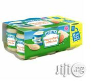 Heinz Egg Custard With Rice Baby Pudding(6 Jar)   Baby & Child Care for sale in Lagos State, Ikeja