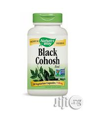 Nature's Way Black Cohosh Root 540 Mg, 180 Vcap | Vitamins & Supplements for sale in Lagos State, Alimosho