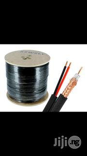 100% RG59 305 Meters CCTV Cable | Accessories & Supplies for Electronics for sale in Rivers State, Port-Harcourt