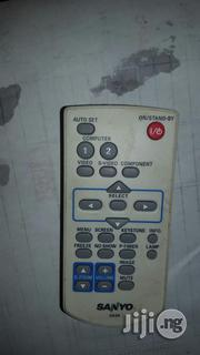 Sanyo Projector Remote Control | Accessories & Supplies for Electronics for sale in Lagos State