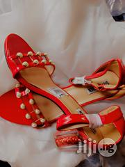 Steve Madden Red Shoes | Shoes for sale in Lagos State, Surulere