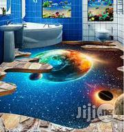 Amazing Planetary Body Epoxy Floor   Building Materials for sale in Lagos State