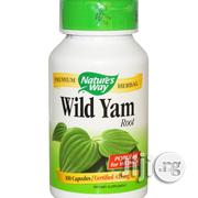 Nature's Way, Wild Yam, Root, 425 Mg, 100 Vegetarian Capsules | Vitamins & Supplements for sale in Lagos State