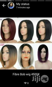 Fibre Bob Wig by Estella Beauty | Hair Beauty for sale in Lagos State, Lagos Island