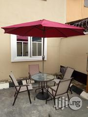 Imported Garden Dining Set With Umbrella | Garden for sale in Lagos State, Ojo
