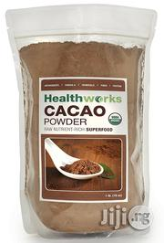 Cacao Powder Raw Organic, 1lb | Meals & Drinks for sale in Lagos State