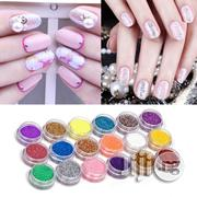 18colors/Set Nail Art Acrylic Glitter | Makeup for sale in Lagos State