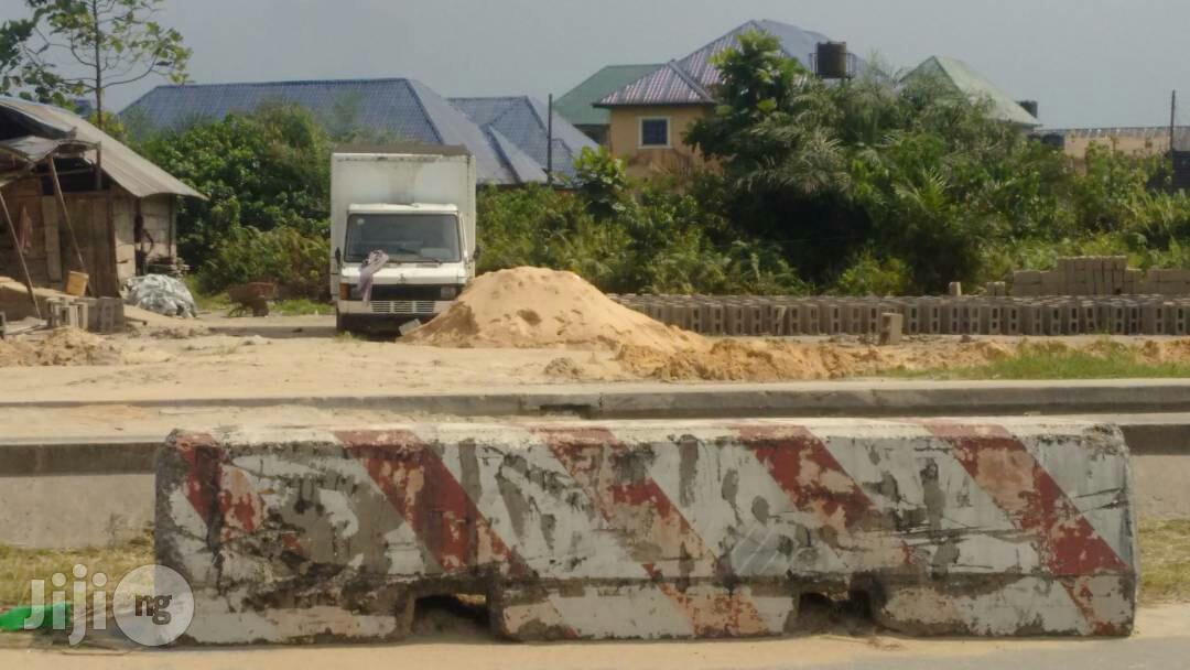 6plots of Land Directly on the Major Road in Bayelsa 9m Per