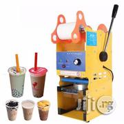 Cup Sealing Machine | Manufacturing Equipment for sale in Abuja (FCT) State, Central Business District