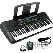 Yamaha Keyboard PSR-E253 With Adaptor | Musical Instruments & Gear for sale in Lagos State, Yaba