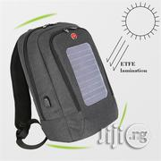 Swissgear Solar Charging Backpack | Bags for sale in Lagos State, Lekki Phase 2