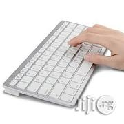 Ultra-Slim Thin 78-Key Bluetooth Wireless Keyboard for Apple/Pc /All Laptops and Mobile Phones | Computer Accessories  for sale in Lagos State, Ikeja