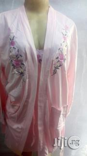 Pink Cotton 2pc Nightie | Clothing for sale in Lagos State, Ikeja