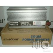 12v 1000w SUOER Inverter   Electrical Equipment for sale in Lagos State, Ojo