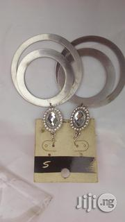Silver Earrings | Jewelry for sale in Lagos State, Ikeja