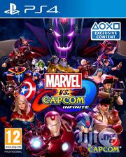 Marvel V Capcom Infinite - PS4 | Video Game Consoles for sale in Lagos State, Surulere