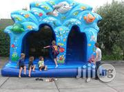 Kids Fish Character Bouncing Castle For Rent | Party, Catering & Event Services for sale in Lagos State, Ikeja