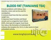 Longrich Blood Fat Cleansing Tea | Vitamins & Supplements for sale in Lagos State, Gbagada