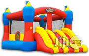 Fancy Kids Bouncing Castle With 3 Slides For Rent | Party, Catering & Event Services for sale in Lagos State, Ikeja