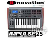 Universal Novation Impulse 25 USB Midi Controller Keyboard-25 Keys | Audio & Music Equipment for sale in Lagos State