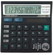 Citizen - Dual Power Electronic Large Font Calculator. | Stationery for sale in Lagos State