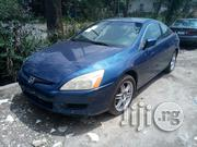 Honda Accord Coupe EX 2004 Blue | Cars for sale in Lagos State, Surulere