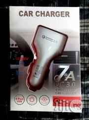 Original Fast Car Charger Qualcomm 7A Quick Charge 3.0 | Vehicle Parts & Accessories for sale in Lagos State, Ikeja