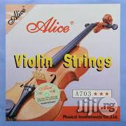 Alice Violin Strings With Steel - 4 - E A D G | Musical Instruments & Gear for sale in Lagos State