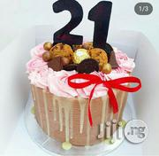2 Layers Yummy Cake | Meals & Drinks for sale in Lagos State, Ojodu