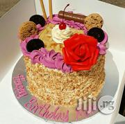 Red Velvet ,With Groundnut, Cookie Cornflake Chocolate Strawberey Cake | Meals & Drinks for sale in Lagos State, Ojodu