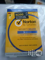 Norton 5 Devices Antivirus Included   Software for sale in Lagos State, Ikeja