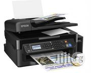 Epson L565 Color/Scan/Copy/Fax With Built-in ADF, Ethernet, Wi-fi | Printers & Scanners for sale in Lagos State, Ikeja