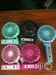 Mini Reachargable Fan | Home Appliances for sale in Lagos State, Ojodu